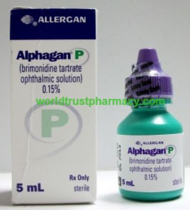 Alphagan P price in India is low!