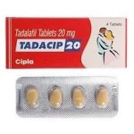 Tadacip is generic Cialis 20mg